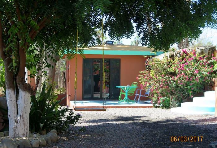 The Wave @ La Casa Verde - Todos Santos - Chambre d'hôtes