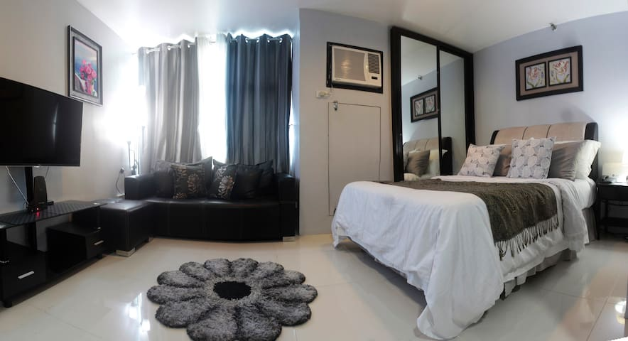 Cozy Stay in the Heart of Ortigas