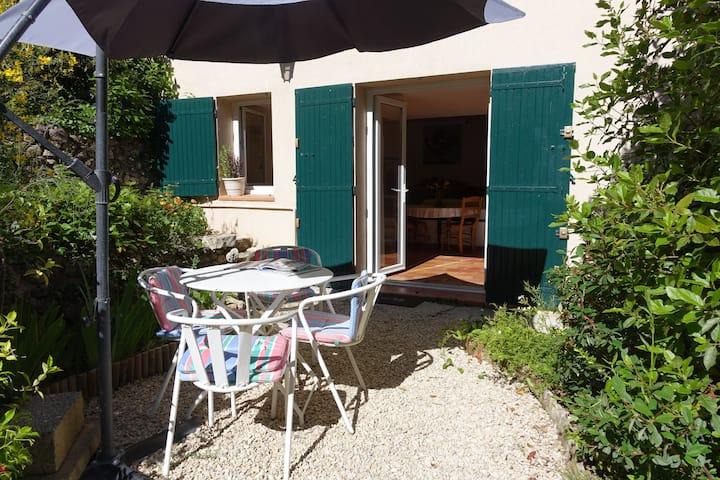 Studio 45 m2 avec jardin