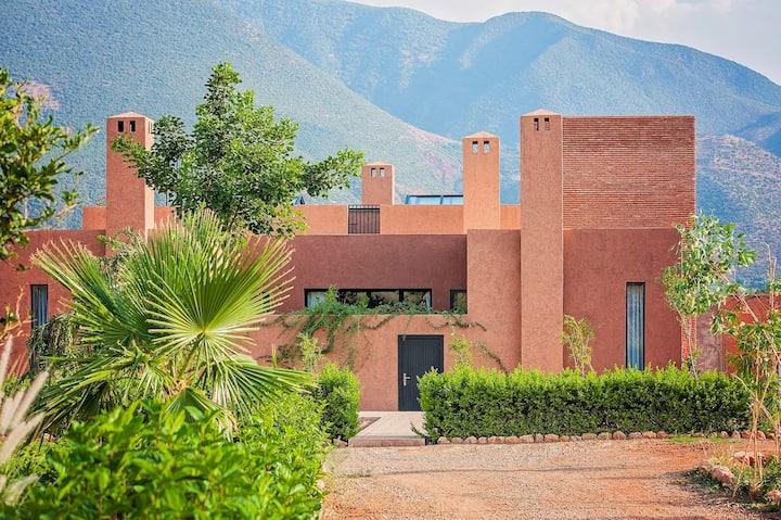 L'Amandier Villa Rosa...a truly spiritual retreat