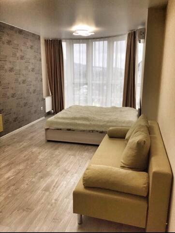 Роскошная  уютная квартира с дизайнерским ремонтом