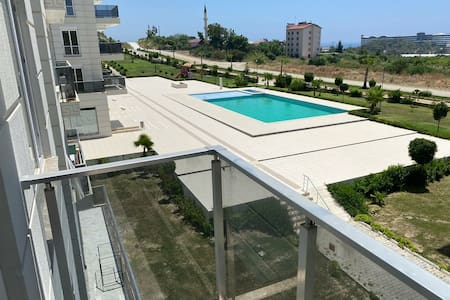Alanya holiday aparts 2+1 furnitured and Pool