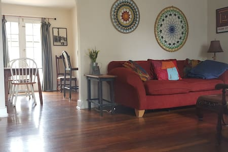 Carytown Guesthouse, A clean house all to yourself