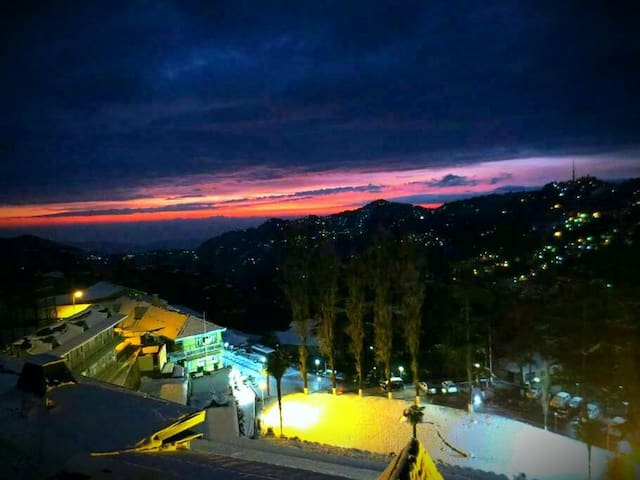 MyHome Staycations - Serene Views - Shimla - Bed & Breakfast