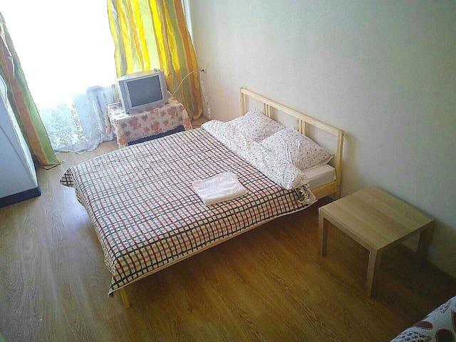 Сдаю ОТЛИЧНУЮ квартирку в самом сердце города - Noginsk - Apartment