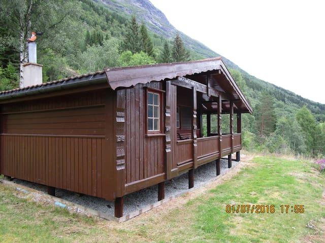 Møllehaugen-Kvernestua - Stryn