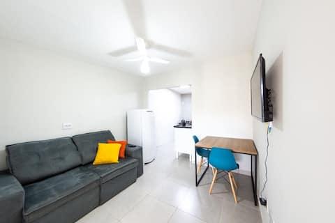 Casa 323 - Linda casa compacta e aconchegante!