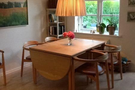 Dejligt rækkehus tæt på Svendborg, strand og mark - Vejstrup - Ház