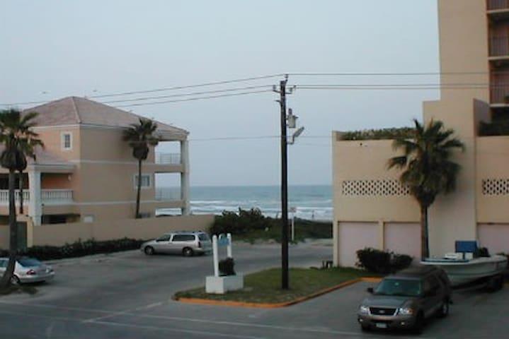 Coronado II #202 directly across beach access