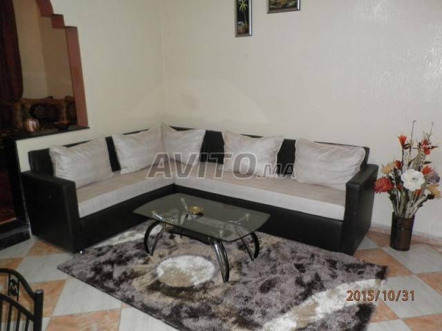 Etage maison meublé riad Mellah Meknès 250 DH