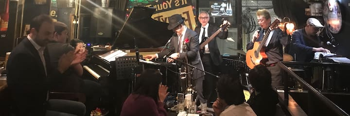 Noge is the House of Japanese Jazz
