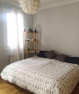 Habitacion en el centro de Madrid - Apartamento