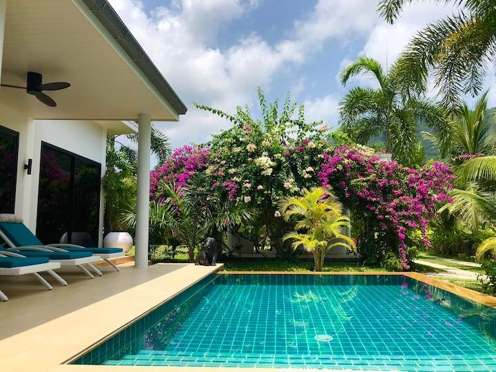Five palm trees Villa 3BR - Lamai