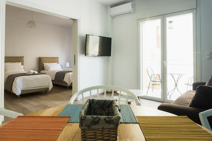 Comfort Zone Apartment in the heart of Athens