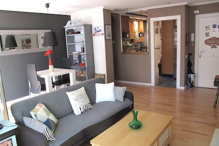 "Cozy and Romantic ""Loft"" Centric + Garage - Logroño - 公寓"