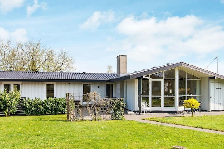 Scenic Holiday Home in Haderslev near Sea