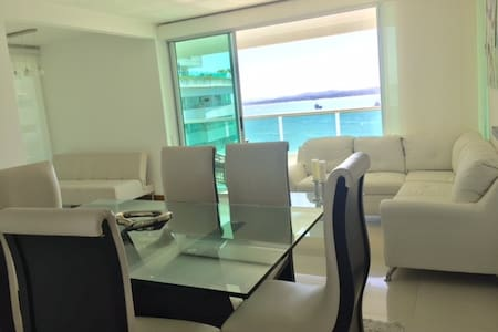 APARTMENT IN CARTAGENA, Castillogrande Orange Suit - Cartagena - Pis