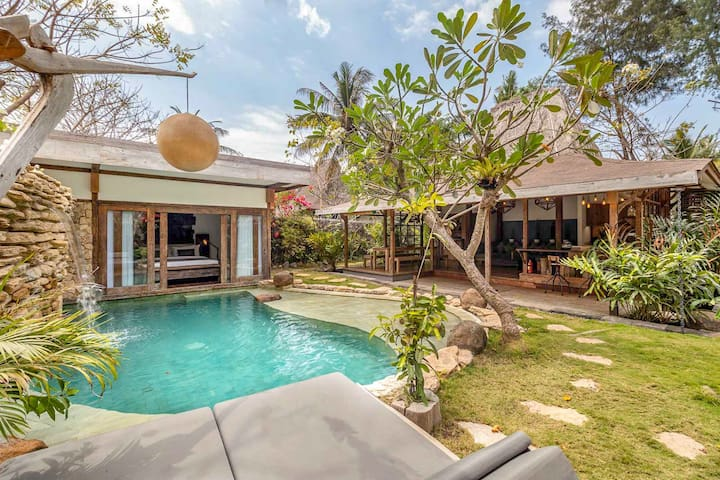 Gorgeous 2-Bedroom Kuno Villa with Private Pool