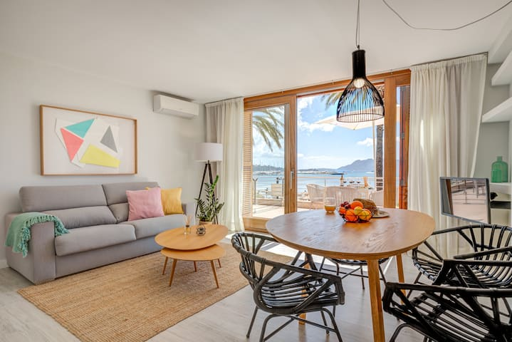 Seafront Apartment 1A