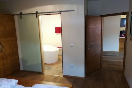 Rotwild Masterbedroom with enSuite Bathroom
