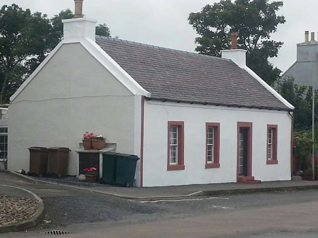Cosy Jura Cottage Loft Rooms - Bowmore - Rumah