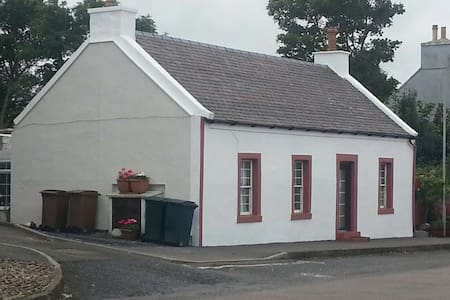 Cosy Jura Cottage Loft Rooms - Bowmore - 独立屋