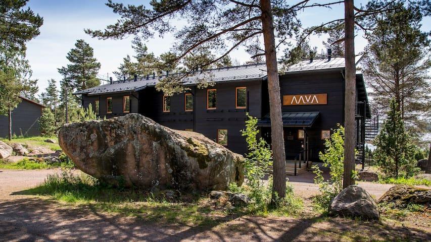 Luksushuvila Villa Aava