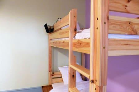 Dormitory-Comfort-Shared Bathroom