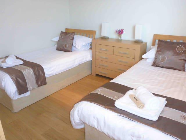 Bedroom number four with en-suite