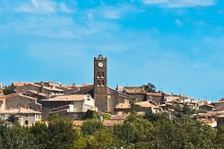 4-persoons appartement nabij Carcassonne.