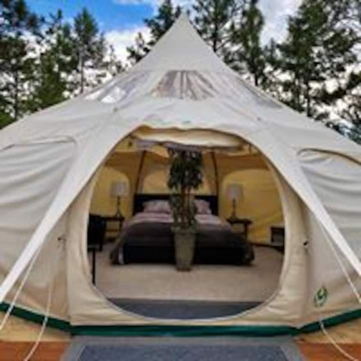 O'kana Ranch CouplesRetreat Stargazer Glamping Pod