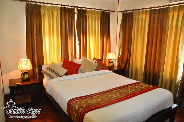 Temple Tiger Luxury Apartments (Thamel)