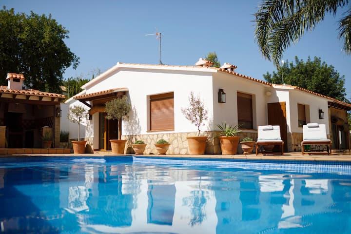 Villa Lalola&co - villa privada Denia