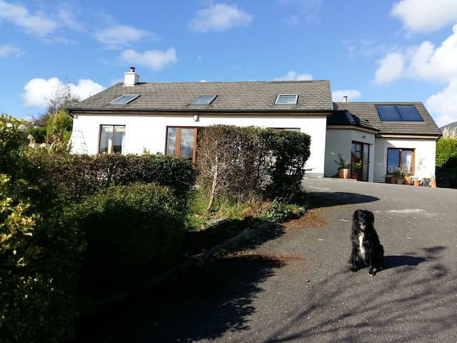Dingle peninsular hillside house - Annascaul - Hus