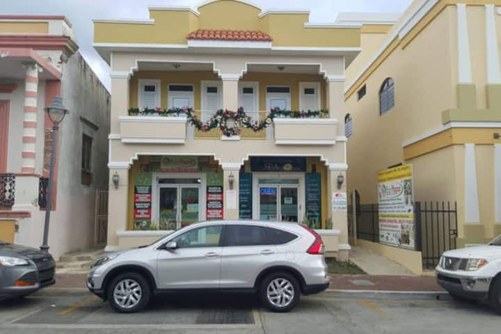 Charming Historic Cabo Rojo Town Up to 12 Guest