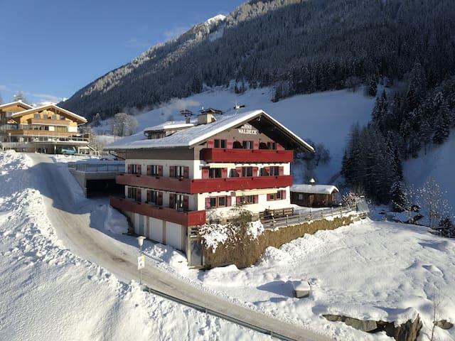 Gästehaus im Ahrntal