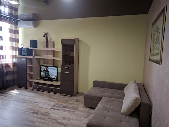 Comfortable Studio apartment in Kyiv city