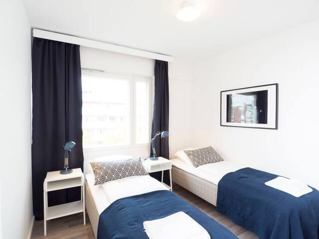 Kotimaailma: Very cozy city apartment