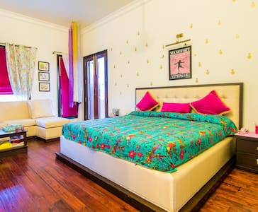 Chenab Suite in a Boutique Bnb Amritsar