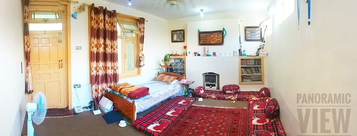 Lush greenry private & Peaceful  place to Stay  |