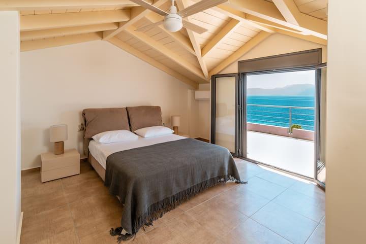 A Modern Ionian Home