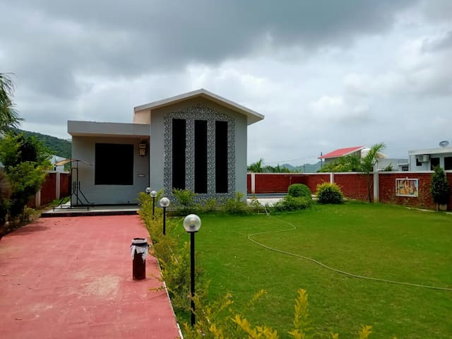 Aashirwad villa far  away from city noise