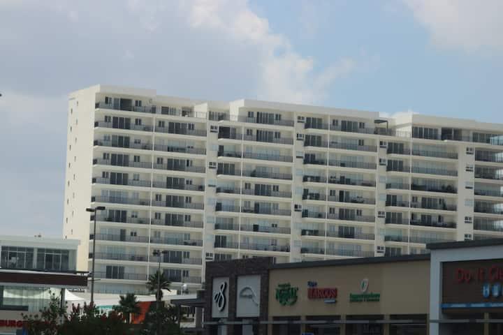 Departamento Real View Towers 2 recamaras Nuevo