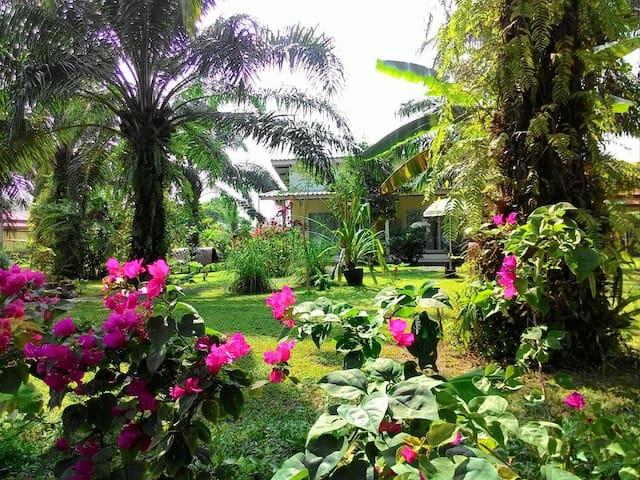 Bungalow Aathid Garden Kao Lak