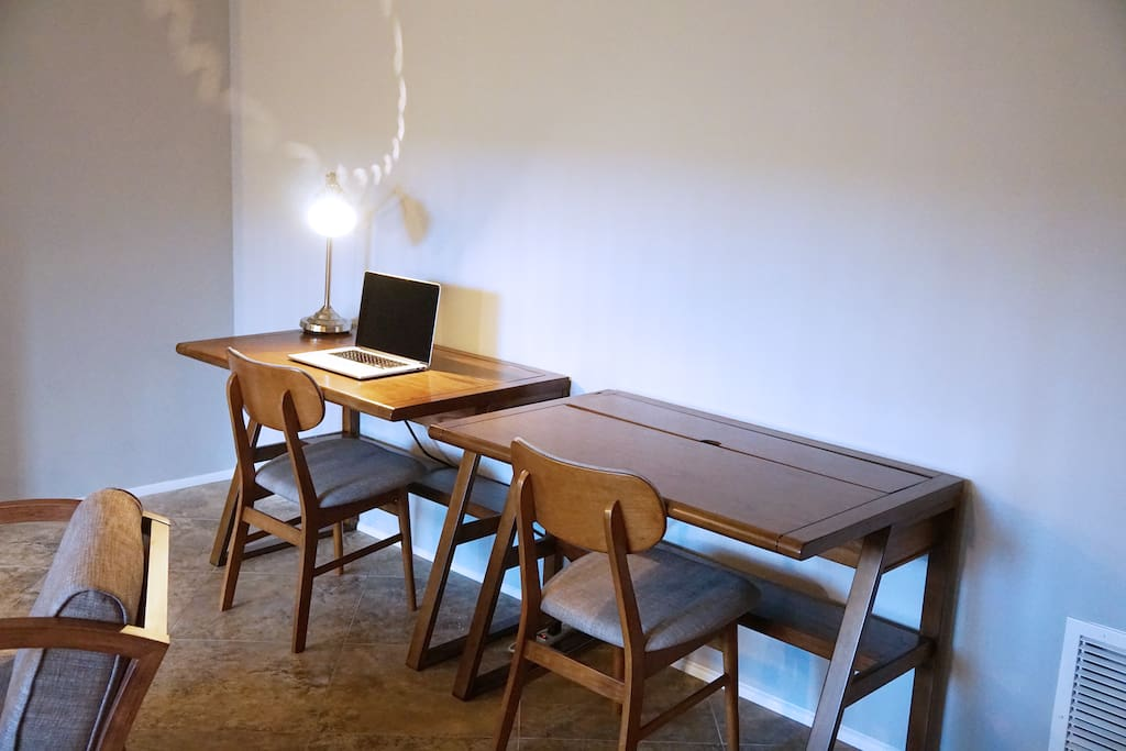 Work remotely in style on one of these midcentury desks.