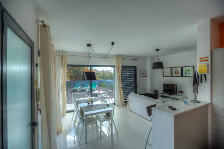 Two-bedroom Summer house - Unit D