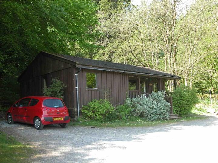 Large Lodge Craig Highland Farm