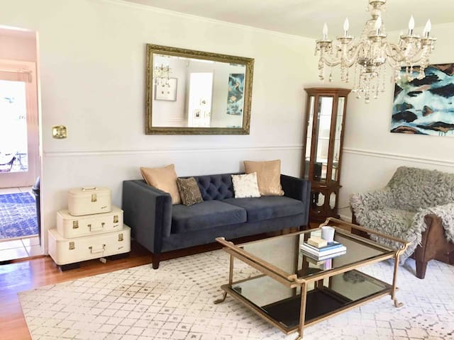 Chic Southern Stay