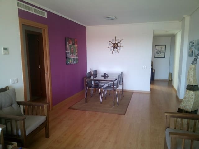 NEW: Flat in Patacona Beach, Valencia. - Alboraya - Apartment
