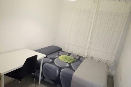 Habitación con cama doble - La Unión